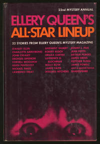 Ellery Queen's All-Star Lineup
