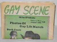 Gay Scene: vol 11, #3, August 1980