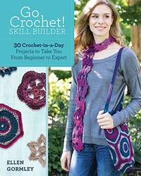 "F&W Media Krause Scrapbooks, ""Go Crochet!"" Skill Builder"