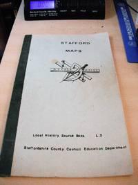 Stafford in Maps