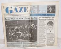 image of Twin Cities Gaze: the news bi-weekly for the Twin Cities Gay/Lesbian Community #162, April 16, 1992; AIDS in the African American Community Issue