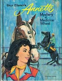 image of ANNETTE - Mystery at Medicine Wheel - [Walt Disney ref.]