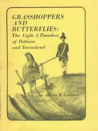 image of Grasshoppers and Butterflies: The Light 3 Pounders of Pattison and Townshend