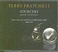 Sourcery : (Discworld Novel 5)