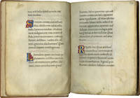 Epistolae Phalaridis (The Epistles of Phalaris), Latin translation by FRANCESCO GRIFFOLINI; in Latin, decorated… by Pseudo-Phalaris; Francesco Griffolini - from Les Enluminures  (SKU: TM 1081)