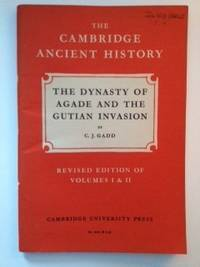 The Dynasty Of Agade And The Gutian Invasion  Volume I, Chapter XIX