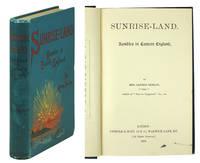 Sunrise-Land: Rambles in Eastern England. By Mrs Alfred Berlyn, (Vera).