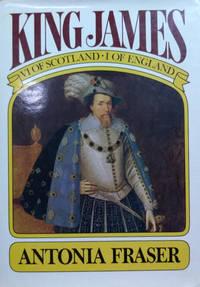 image of King James VI of Scotland and I of England