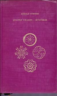 Quatre drames-mystères.  (BILINGUE)