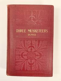 The Three Musketeers by  Alexandre Dumas - Hardcover - Later printing - 1900 - from Old New York Book Shop (SKU: 45833)