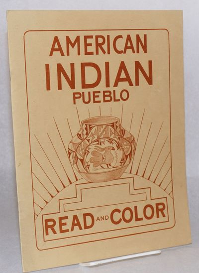 Albuquerque: Eukabi Pub, 1952. 8.5x11 inches, very good, illustrated with b&w drawings, in original ...