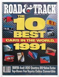 Road & Track December 1990 Volume 42, Number 4