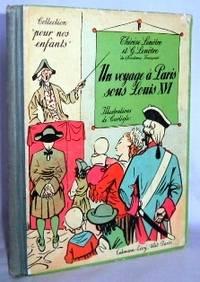 Un voyage a Paris sous Louis XVI