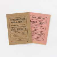 Terowie Athletic Club. Annual Sports. New Year's Day ... 1919... Official Programme