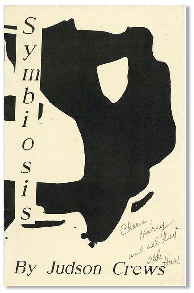 Chicago: Oyster Publications / New Romantics Publications, 1990. First Edition. Slim octavo; illustr...