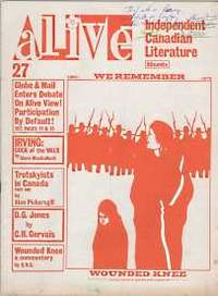 ALIVE WEEKLY MAGAZINE; March 1973