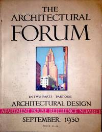 The Architectural Forum Sept. 1930
