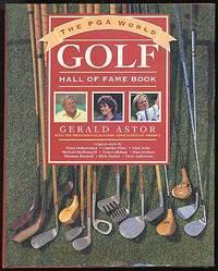 The PGA World Golf Hall of Fame Book
