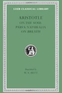 image of Aristotle: On the Soul. Parva Naturalia. On Breath. (Loeb Classical Library No. 288)
