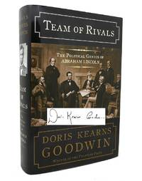 image of TEAM OF RIVALS The Political Genius of Abraham Lincoln