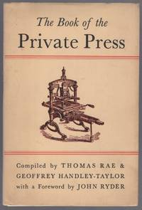 The Book of the Private Press: A Check-List