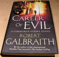 Career of Evil: A Cormoran Strike Novel