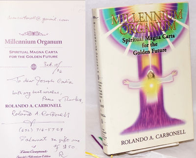 Quezon City: Liana Casagrande, 2005. xxix, 325p., very good hardcover in dj, gilt edges, inscribed b...