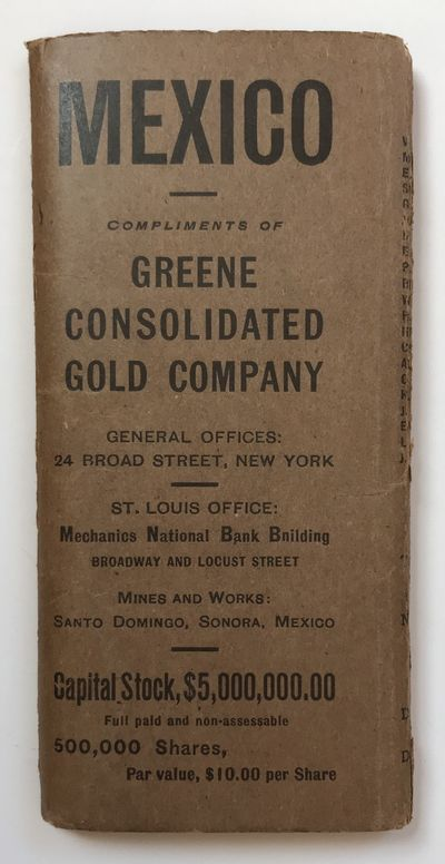 Chicago: Rand McNally, 1904. About very good.. Folding map, approximately 21 x 27.5 inches. Original...