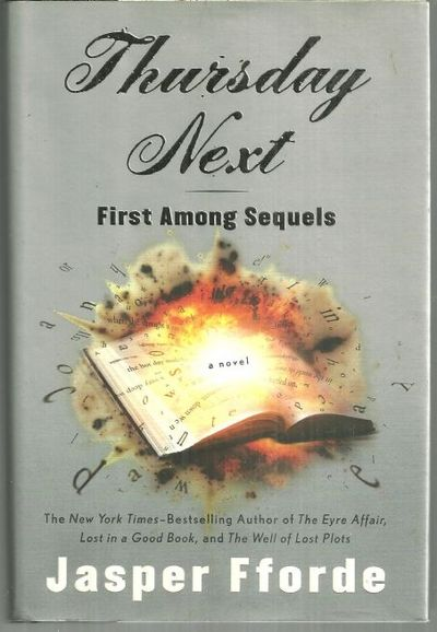 Image for THURSDAY NEXT IN FIRST AMONG SEQUELS A Novel