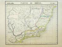[Complete Map of Brazil]. Amer. Merid. Partie du Bresil... [17 Maps]