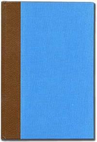 Washington: Orchises Press / The Press of the Nightowl, 1991. Hardcover. Fine. First edition. Quarte...