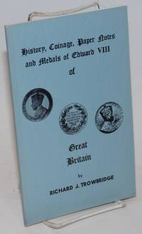 History, coinage, paper notes and medals of Edward VIII of Great Britain