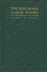 The Railroad Labor Board.
