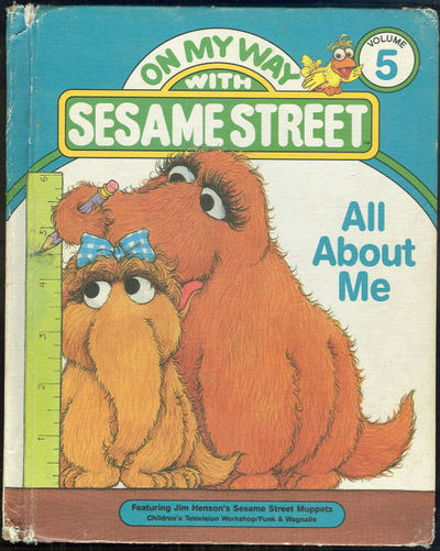 ALL ABOUT ME Featuring Jim Henson's Sesame Street Muppets, Calmenson, Stephanie
