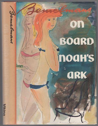 New York: The Viking Press, 1962. Hardcover. Fine/Near Fine. First edition. Octavo. 186, pp. Illustr...