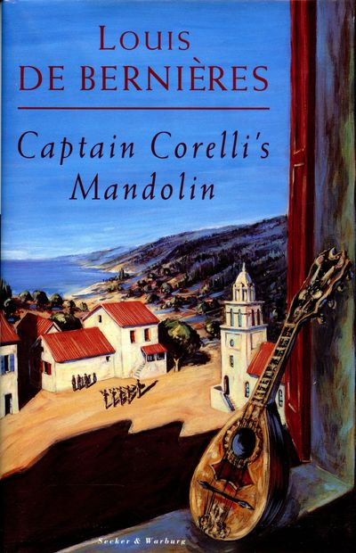 throughout novel captain corellis mandolin To conclude, love does develop in this novel within the characters in the book, but not in the readers head we the readers, see a developed artificial version of love, but not real, courtly love this outlines the reader's perception of love throughout the whole novel.