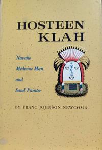 image of Hosteen Klah:  Navaho Medicine Man and Sand Painter