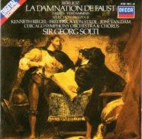 Sir Georg Solti conducts La Damnation de Faust (Selections) [CD - Music Compact Disc]