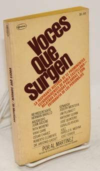 Voces que surgen; biografias cortas de Hispanoamericanos. Versión al Castellano por Alvaro Guzmán Guzmán