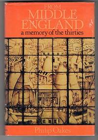 From Middle England: A Memory of the Thirties