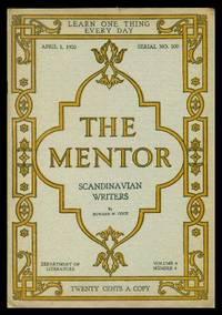 image of THE MENTOR - SCANDINAVIAN WRITERS - April 1 1920 - Serial Number 200 - Volume 8, number 4