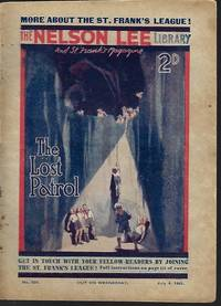 """image of THE NELSON LEE LIBRARY; The St. Frank's Weekly: No 526, July 4, 1925 (""""The Lost Patrol"""")"""