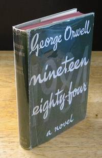image of Nineteen Eighty-Four: A 1984 Novel  [Fourth UK Impression in Original Green Wrapper]