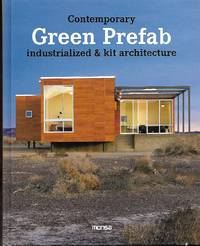 image of Contemporary Green Prefab: Industrialized & Kit Architecture (English and Spanish Edition)