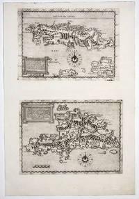 L'Isola cuba e piu settetrioal della Spagnola. . ./ L' Isola Spagnola