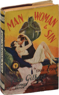 image of Man, Woman and Sin (First UK Edition)