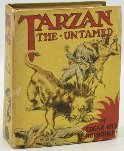 Racine, Wisconsin: Whitman Publishing Company, 1941. Pictorial Boards. Very Good binding. See Tarzan...