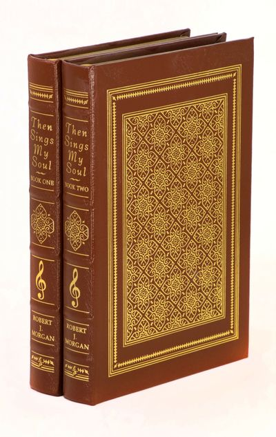 Norwalk, CT: Easton Press, 2007. Hardcover. Near fine. Two volumes, collector's edition in full brow...