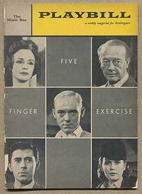 [Playbill]: Five Finger Exercise