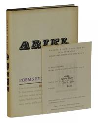 Ariel: Poems by  Sylvia Plath - First Edition - 1966 - from Burnside Rare Books, ABAA (SKU: 150117008)